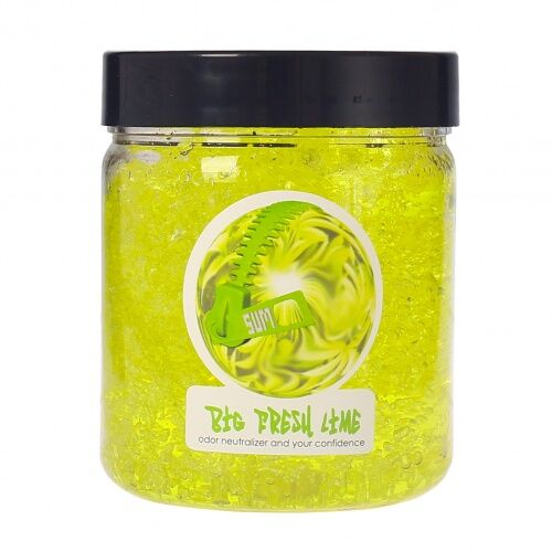 Нейтрализатор запаха Sumo Big Fresh Lime гель